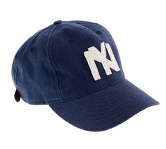 Ebbett's Field Flannel cap for J.Crew