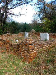 Houston County TX - Family Cemetery
