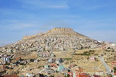 Mardin is an oriental city in turkey