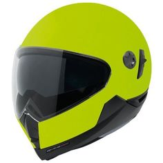 Nexx X30.V Core Shiny Flip-Up Motorcycle Helmet (Neon Yellow, Large) by Nexx, http://www.amazon.com/dp/B006UBL890/ref=cm_sw_r_pi_dp_AEPHrb011X64Y