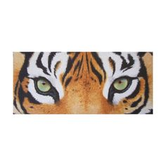 Browse our unique Tiger wedding gifts today. Sentimental Gifts, Stretched Canvas Prints, Wedding Gifts, Projects To Try, Eyes, Bed Room, Tigers, Room Ideas, Mountain