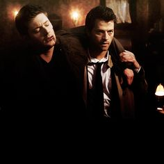 5x18 Point Of No Return - Supernatural - Sam: What happened to him? Cas: Me.