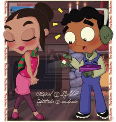 PnF+-+A+kiss+from+a+girl...+by+sam-ely-ember.deviantart.com+on+@DeviantArt