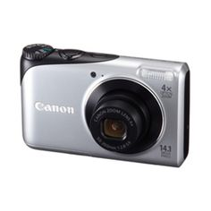 Canon Powershot MP Digital Camera with Optical Zoom (Black) Nikon Digital Slr, Best Digital Camera, Olympus Digital Camera, Digital Cameras, Cameras Nikon, Canon Zoom Lens, Camera Prices, Smart Auto, Perfect Camera