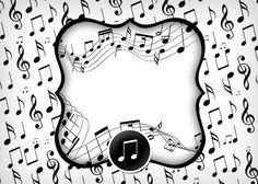 Baixe gratuitamente o nosso novo kit festa Notas Musicais e faça uma linda festa com vários itens personalizados com o tema