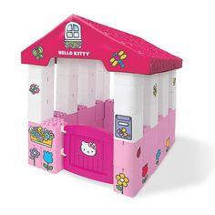 My Hello Kitty House - Mega Bloks playset
