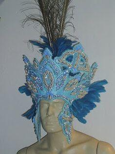 Orisha, Mermaid Headpiece, Samba, Hanukkah, Captain Hat, Crown, Wreaths, Silk, Hats