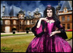 images of lady amaranth | WICKED WITCH
