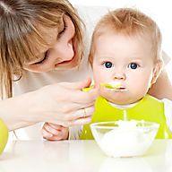 Alimentación complementaria, paso a paso