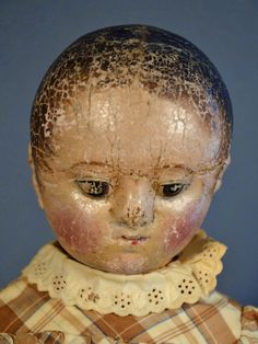 Izannah Walker Chronicles: Withington's to Auction TWO Izannah Walker Dolls