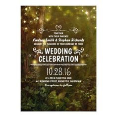 Reviewenchanted forest string lights wedding invitationsyou will get best price offer lowest prices or diccount coupone