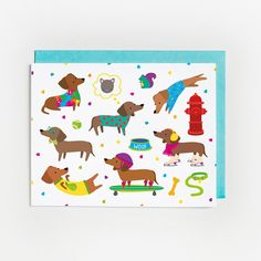 Just Because Card, Dog Stuff