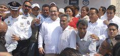 """El Gobernador manifestó que en Veracruz """"cumplimos con total determinación la tarea de preservar la seguridad de nuestra gente, para hacer valer la plena vigencia del Estado de Derecho""""."""