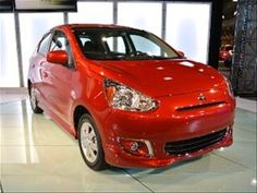 Previewed with no badges earlier this year at a car show in Montreal, Canada, the new 2014 Mitsubishi Mirage got its official unveiling at the 2013 New York Auto Show. Mitsubishi has high hopes for this front-drive subcompact 5-door in th