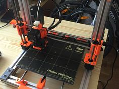 Prusa i3 MK2-X by davtr - Thingiverse