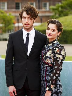 Victoria star Tom Hughes has opened up about working on the show