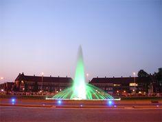 Ook zij mogen best weten dat thuiskomen pas echt thuiskomen is als je de fontein op het Floraplein hebt gezien.