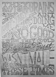 Spencer Charles is a typographic designer and lettering artist based in Brooklyn, New York. Formerly Senior Designer at Louise Fili Ltd, Spencer specializes in package design, book cover design, and lettering and illustration for editorial and branding. Cool Typography, Typography Quotes, Typography Inspiration, Typography Letters, Design Inspiration, Typography Layout, Typography Poster, Hand Drawn Type, Hand Drawn Lettering