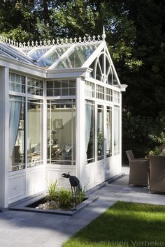 Love to have a green house