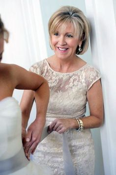 21 Stylish Mother Of The Bride Dresses   HappyWedd.com: