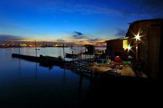 Fisherman Village, Senibong , Johor , Malaysia