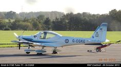 Grob G-115E Tutor T1 - G-CGKE by graham.wood.14661