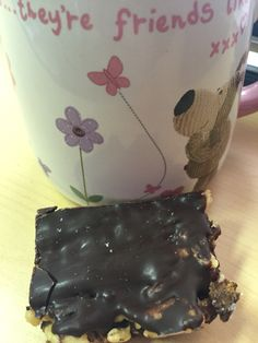 Morning tea healthy mummy hedgehog slice