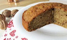 Koffiecake met walnoten uit Brits Bakboek - Eetplezier & Meer Banana Bread, Paleo, Desserts, Fruit Cakes, Food, Tarts, Vegetarian, Tailgate Desserts, Deserts