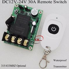 GSM SIM Card PhoneCallSMS Remote Electrical Electric Relay Switch