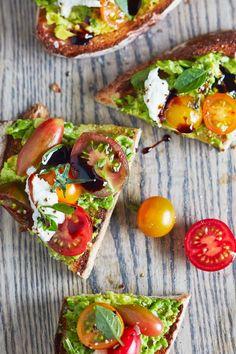 Recipe: Caprese Avocado Toast — Recipes from The Kitchn | The Kitchn