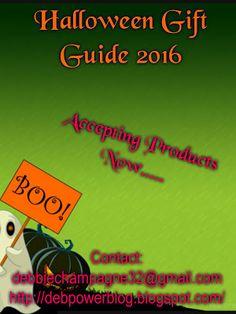 4428263e67 Debbie s Power Blog      Halloween Gift Guide 2016