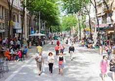 Vienna Unveils Longest Shared Space in Europe