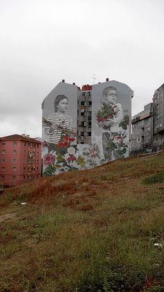 Vigo Cidade de Cor : Lula Goce