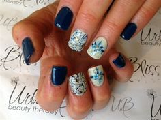 Day 7: A Little Bit of Everything Nail Art - - NAILS Magazine