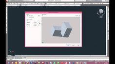 Desenhar e exportar em STL no AutoCAD para impressão 3D.