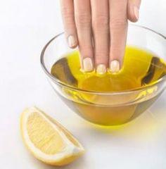 Cómo fortalecer las uñas frágiles con remedios caseros