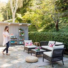Transform your backyard into the ultimate self-care sanctuary with IKEA®.