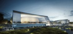 Gallery of Ennead Architects Designs Sweeping New Music Center for Xiamen - 4