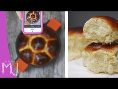 Buchty - Brioche - Bollos dulces - YouTube