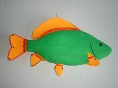 Encontrá Pez Cartapesta desde $300. Living, Decoración y más objetos únicos recuperados en MercadoLimbo.com.
