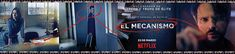 LIMA VAGA: Netflix estrena arte y nuevo trailer de El Mecanis...