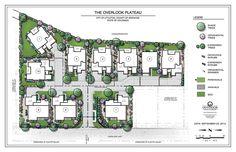 Landscape Architecture Design, Futuristic Architecture, Apartment Sites, Site Plan Design, Cluster House, Resort Plan, Co Housing, Urban Village, Townhouse Designs