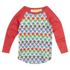 חולצת Super Star אורגנית Raglan Tee d3919473c2256