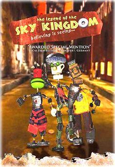 The Legend of the Sky Kingdom - Christian Movie/Film on DVD. http://www.christianfilmdatabase.com/review/the-legend-of-the-sky-kingdom/