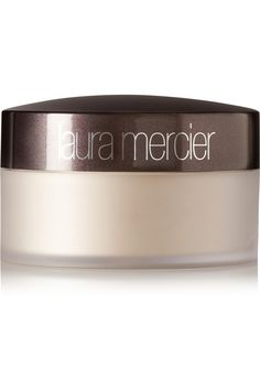Somehow, this really works - Laura Mercier|Loose Setting Powder - Translucent|