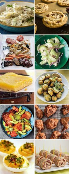 my picks favorite picnic recipes fave402691