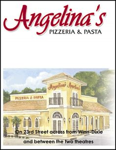 If you are ever in the Seaside/Destin area, try this for the best Italian food.