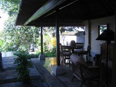 bali outdoor living room - Google Search
