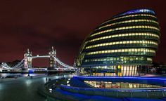 London Tours, Norman Foster, The Fosters, England, Adventure, Night, Teenagers, Building, Travel