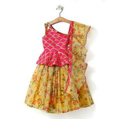 Girls Dresses Sewing, Dresses Kids Girl, Kids Outfits, Kids Indian Wear, Kids Ethnic Wear, Kids Dress Wear, Kids Gown, Kids Blouse Designs, Kids Party Wear